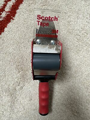 3m Scotch Packing Tape 2 Inch Handheld Gun Dispenser Heavy Duty