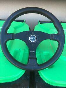 Porsche 911 sport line steering wheel and boss