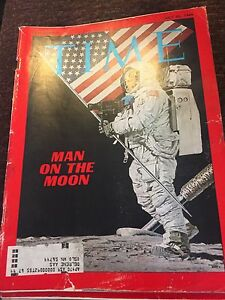 13 -1969 Time Magazines $10 each