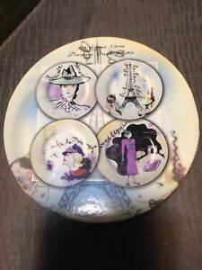 New Porcelain Plates