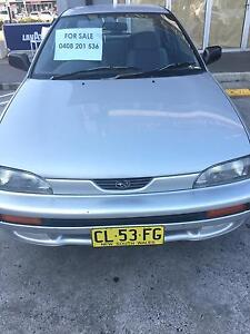 1993 Subaru Impreza Sedan Bonnyrigg Fairfield Area Preview