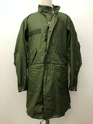 NOS U.S. ARMY 1968 M65 Fishtail Parka Size XS, used for sale  Los Angeles