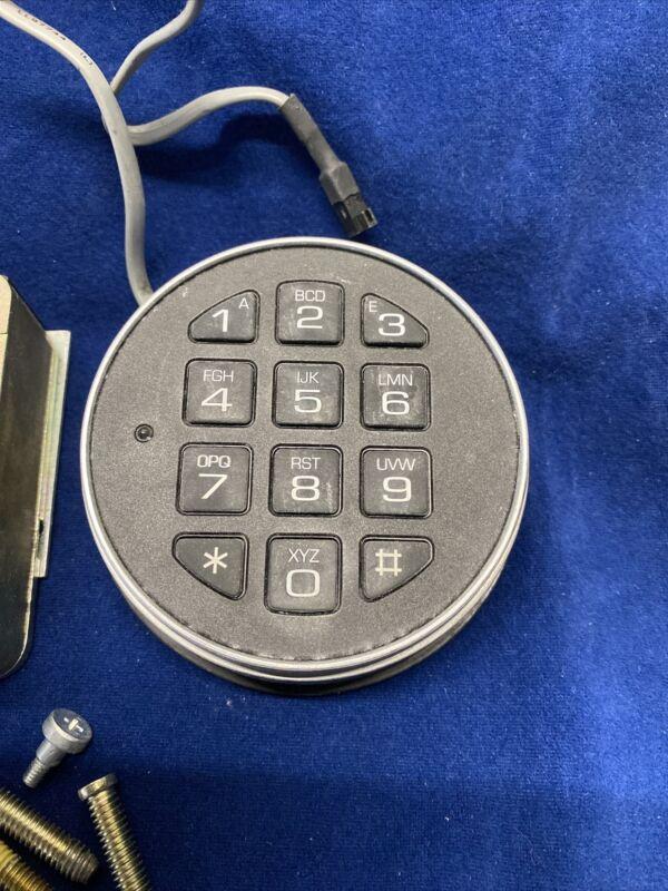 LA Gard Digital Keypad Safe Lock For Gun Any Safe Vault, Build Your Own Safe