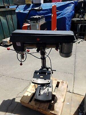 "Drill Press Bench radial arm  33""  (Palmgren)"