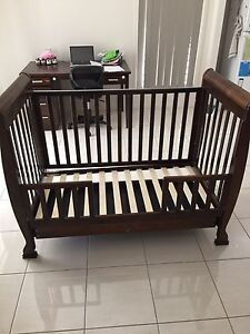 Cot / toddler bed Mango Hill Pine Rivers Area Preview