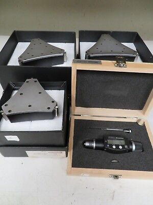 Fowler Bowers Xt3 5 - 8 Bore Intrimik Three Point Measuring Gage Nb5