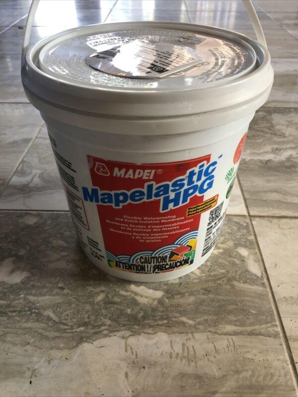 Mapei Mapelastic Hpg - Waterproofing & Crack Isolation Membrane