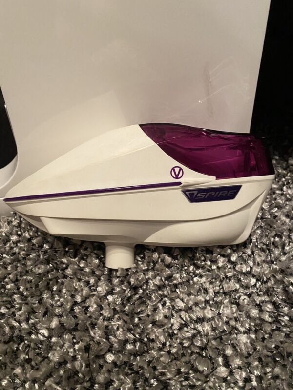 Virtue Spire 200 Purple/ White Barely Used 10/10 Spire 3 IR