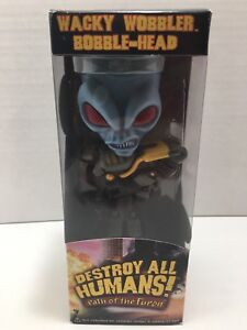 Funko destroy all humans bobble head