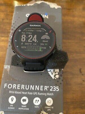 Garmin Forerunner 235 Orologio GPS - Notifiche Intelligenti, Cardio .