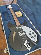2007 Rickenbacker 330 Jet glo Electric Guitar Made in USA Lewisham Marrickville Area Preview