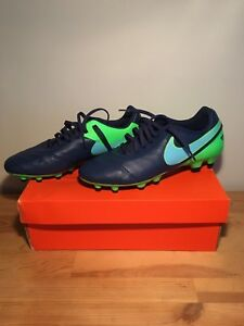 Nike soccer cleat