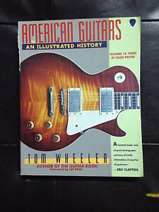 Books on vintage American guitars & tube amps