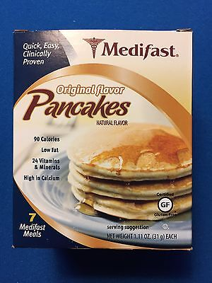 Medifast Original Flavor Pancakes   7 Meals   Fresh   Free Shipping