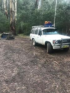 1987 Toyota LandCruiser Wagon Millers Forest Maitland Area Preview