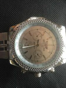 2 Swiss Breitling watches for sale