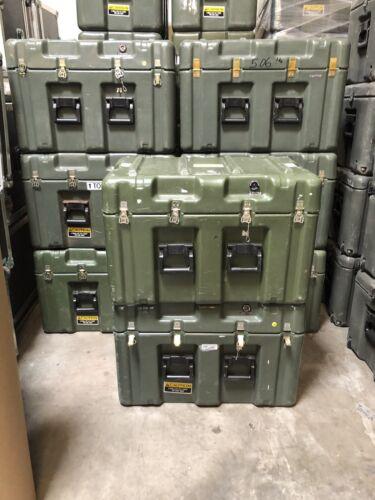 Pelican Hardigg Military Waterproof, Lockable Storage Footlocker *SPECIAL*