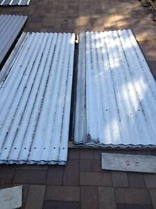 Used painted zincalume roofing iron Inala Brisbane South West Preview