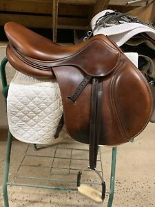 Antares BUFFALO saddle 17.5""