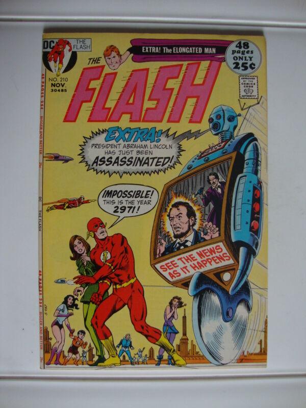 Flash #210 VF/NM Assassinated