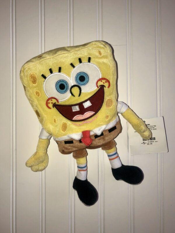 Spongebob Squarepants Small Plush Toy From Universal Studios Orlando FL NEW