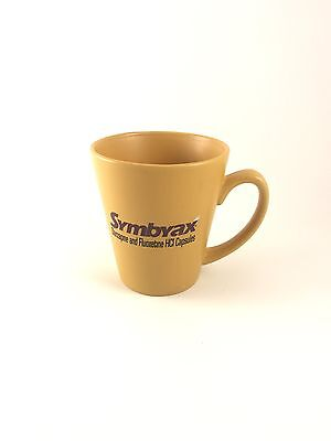 Symbyax Ceramic Coffee Cup Mug Tea Latte Custom Cup Pre-owned
