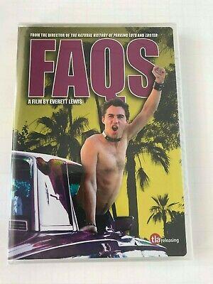 FAQS -Gay Themed DVD