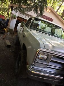 Dodge parts wanted