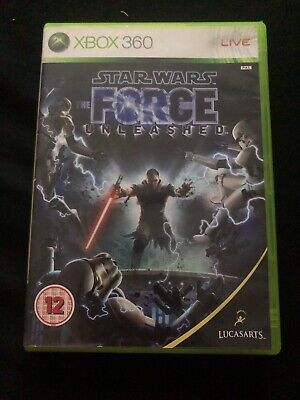 Star Wars The Force Unleashed Microsoft Xbox 360