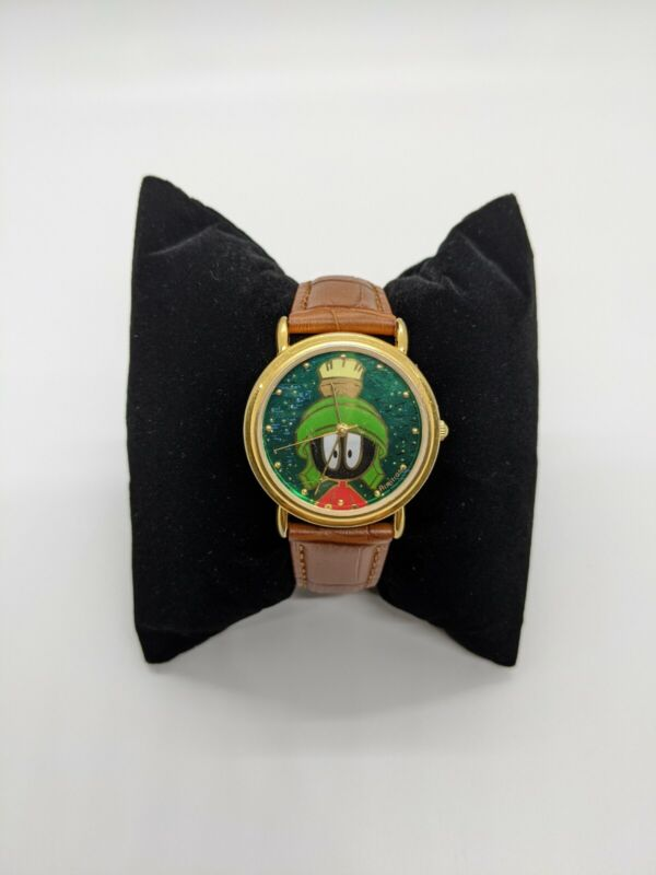 Vintage Marvin The Martian Watch By Amitron