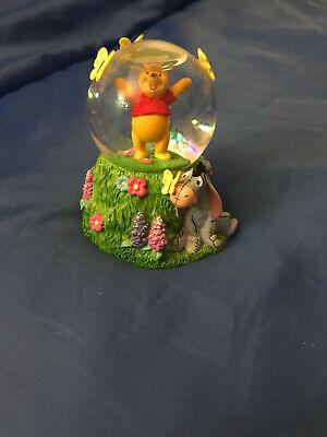 Winnie the Pooh and Eeyore Snow Globe