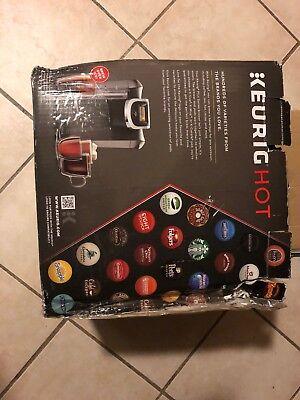 Keurig - K575 Single Serve K-Cup Pod Coffee Maker with 12oz Brew Size