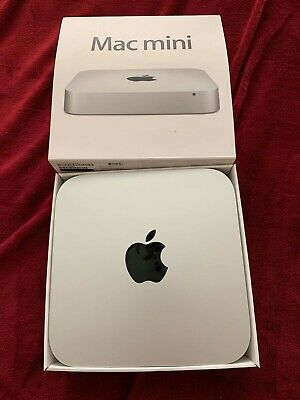 Apple Mac Mini 6,2 Late 2012 i7 16GB RAM 1TB HDD