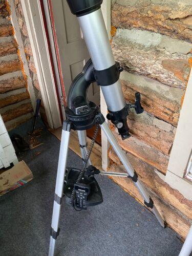 meade ds2102 telescope
