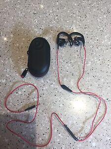 Powerbeats High Performance Sport Headphones for sale - Black