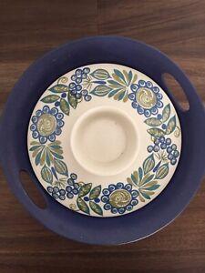 Figgjo Tor Viking casserole dish with lid retro