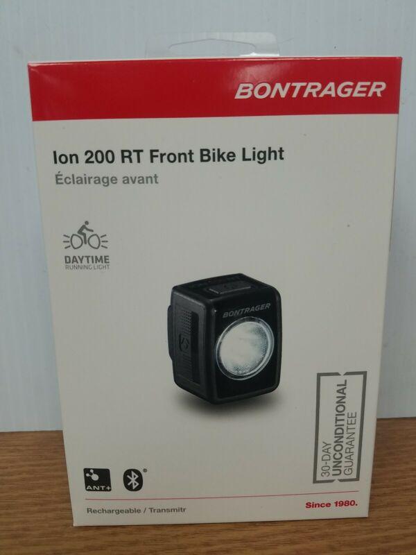 Bontrager Ion 200 RT Bike USB Rechargeable Front Light 553853