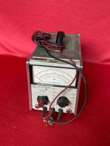 Hewlett Packard Model 410C Vacuum Tube Voltmeter