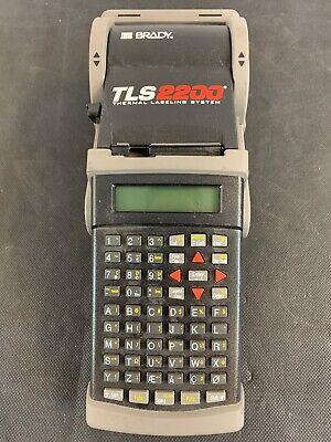 Brady Tls2200 Thermal Labeling System Transfer Label Printer