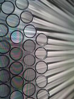 BOROSILICATE  1.5mm and 2.2mm in stock