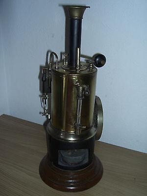 Dampfmaschine von Jean Schoenner