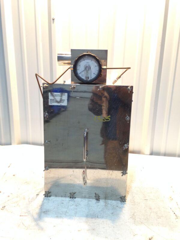 Kawata Stainless Steel Water Separator/Filter For Plastic Resin/Pellet Dryer