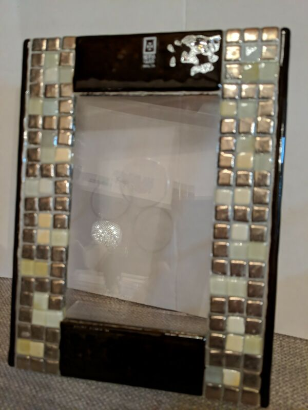 Mdina Glass Picture Frame - Malta