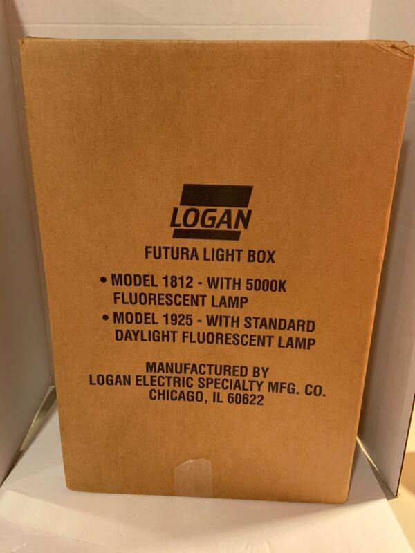 Logan, Futura Light Box Model #1812- With 5000K Fluorescent Lamp