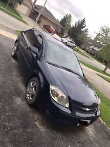 2008 Chevy cobalt **SAFETIED** **LOW KMS**