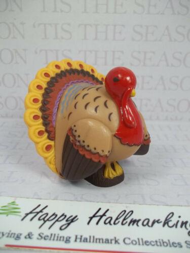 Hallmark 1983 Thanksgiving Merry Miniature Turkey