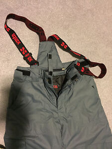 Boys size 12 winter coat and snow pant London Ontario image 9