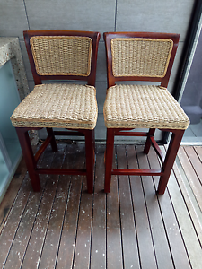 Great Condition Bar Stools Brinsmead Cairns City Preview