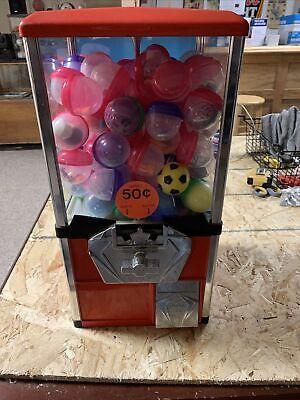 Short 20 2 Capsule Toy Bulk Vending Machine 2 Inch Vendor Aa With Toys