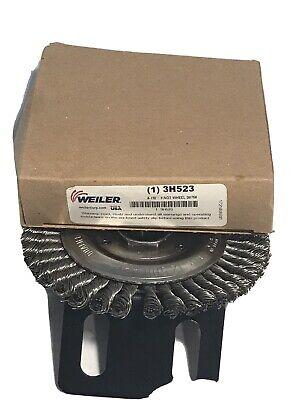 Weiler Twisted Wire Wheel Brush 4-78